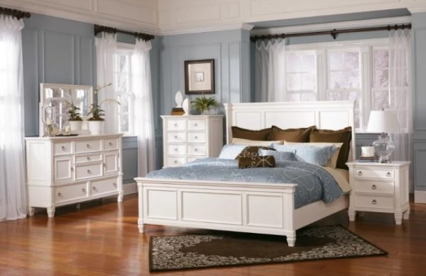 model-tempat-tidur-modern
