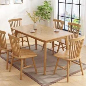 set-meja-makan-minimalis-kayu-jati