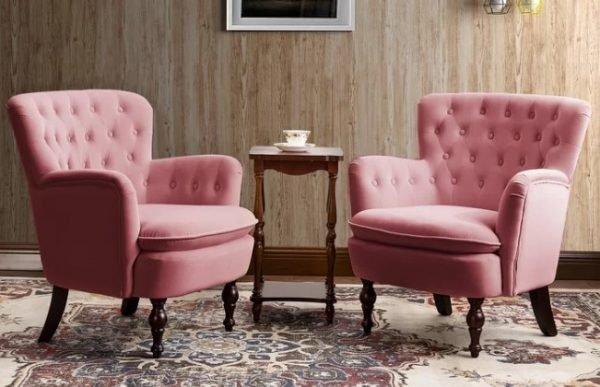 kursi-santai-sofa-santai-pink