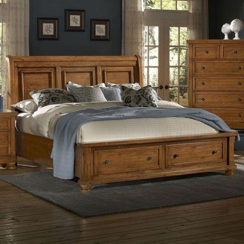 tempat-tidur-modern-natural