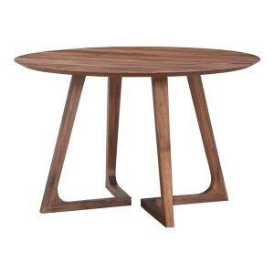 desain-meja-makan-bulat-minimalis