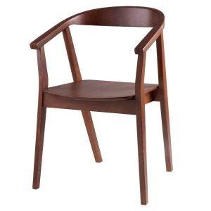 kursi-makan-kayu-jati-coklat